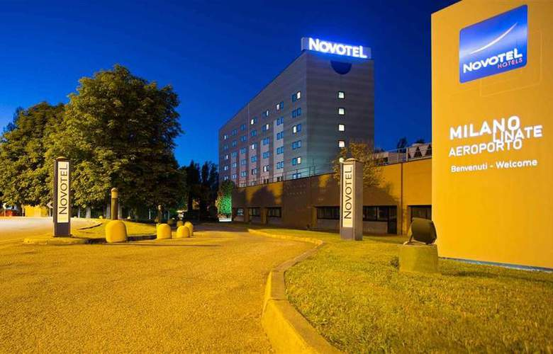 Novotel Milano Linate Aeroporto - Hotel - 61