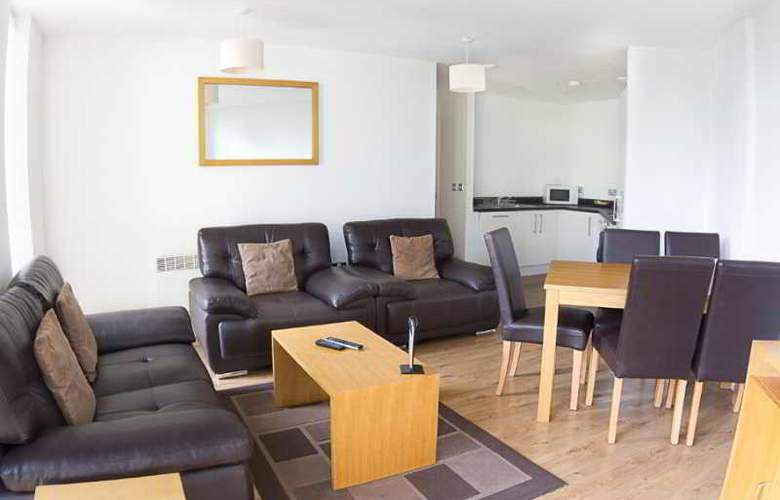 Liverpool One by Bridgestreet Apartments - Room - 7