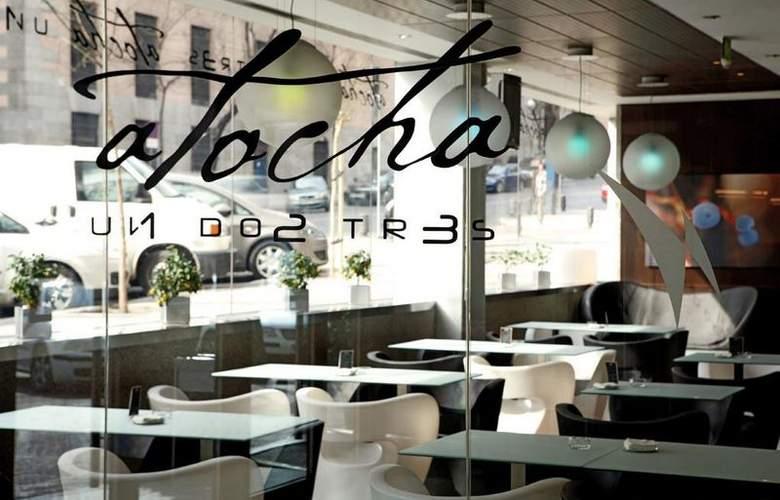 Paseo del Arte - Restaurant - 4