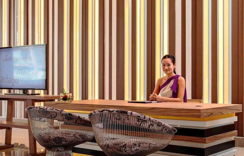 Grand Mercure Phuket Patong - Hotel - 38