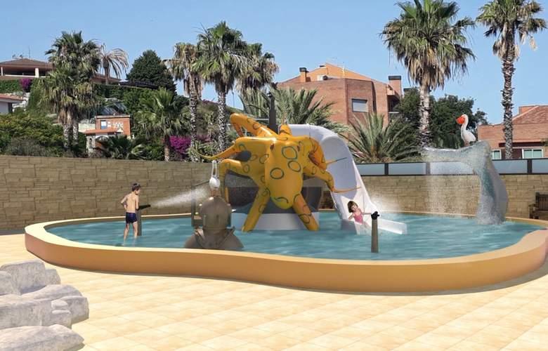 H TOP Calella Palace - Pool - 23