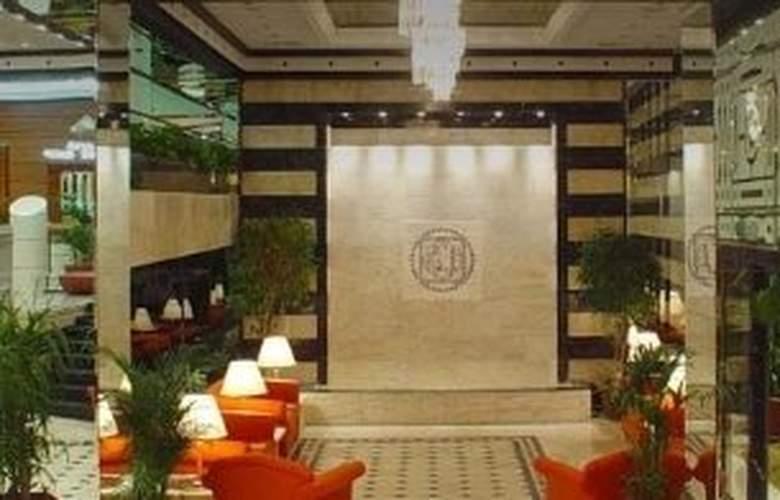 Amman Cham Palace - Hotel - 0