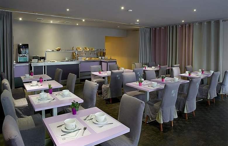 Best Western Hotel de la Breche - Restaurant - 60