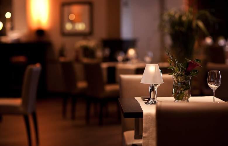 Best Western Ambassador Hotel Bosten - Restaurant - 50