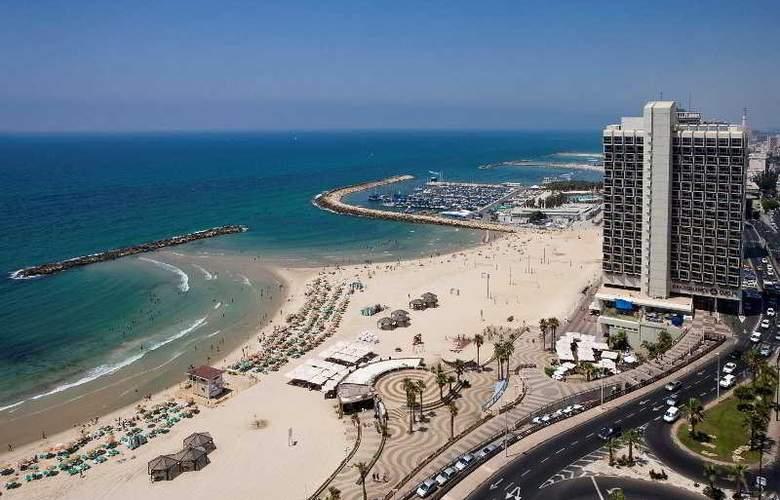 Renaissance Hotel Tel Aviv - Beach - 5