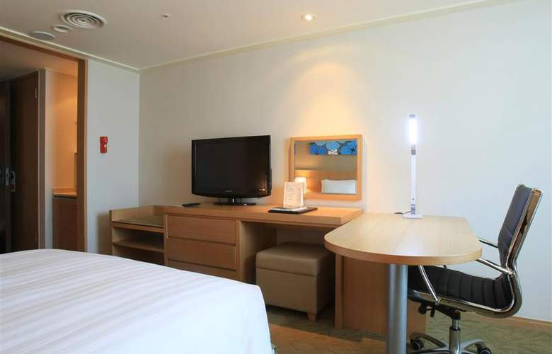 Best Western Incheon Airport - Room - 17