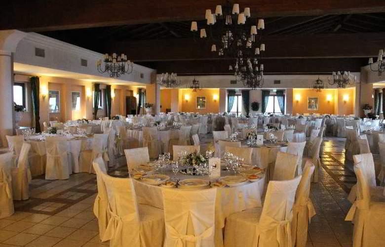 Baglio Oneto Dei Principi Di San Lorenzo - Restaurant - 10