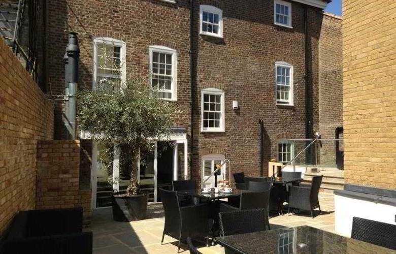 The Westbridge - Stratford London - Terrace - 24