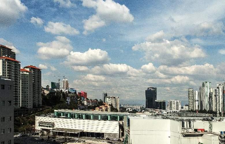 NH Collection Mexico City Santa Fe - Terrace - 29