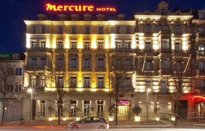 Mercure Strasbourg Gare Centrale - Hotel - 14
