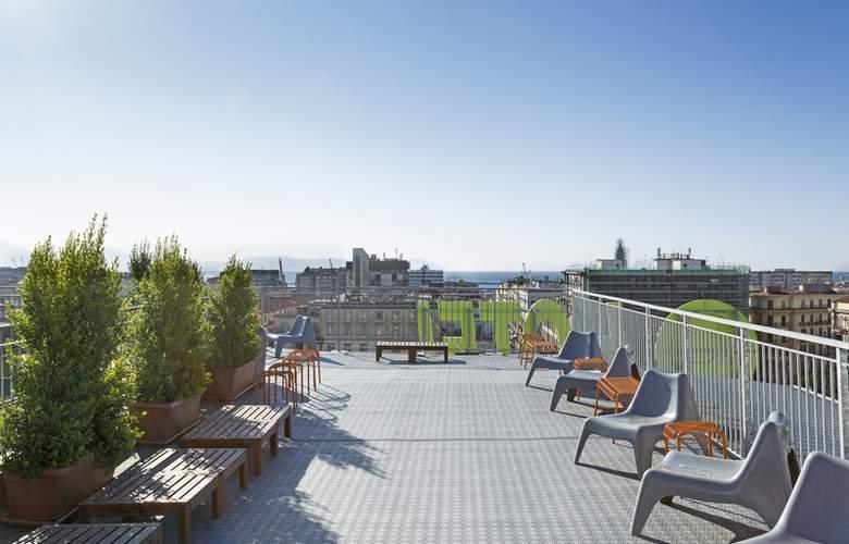 B&B Hotel Napoli - Terrace - 17