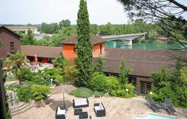 Auberge de Jons - Hotel - 17
