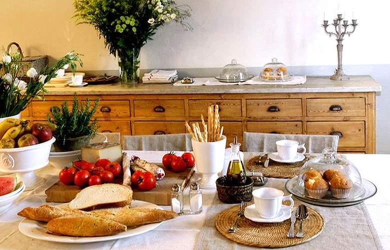 Can Mora de Dalt - Restaurant - 2
