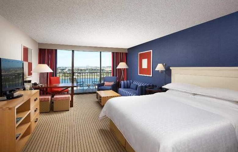 Sheraton San Diego Hotel & Marina - Room - 38