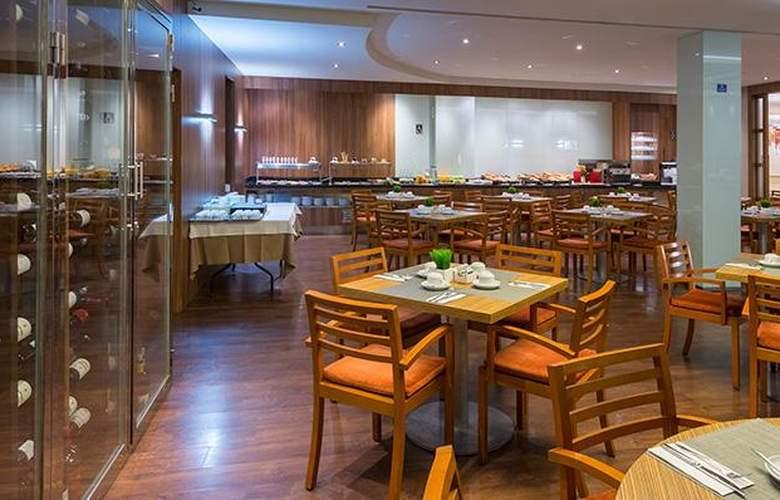 Tryp Valencia Feria - Restaurant - 17