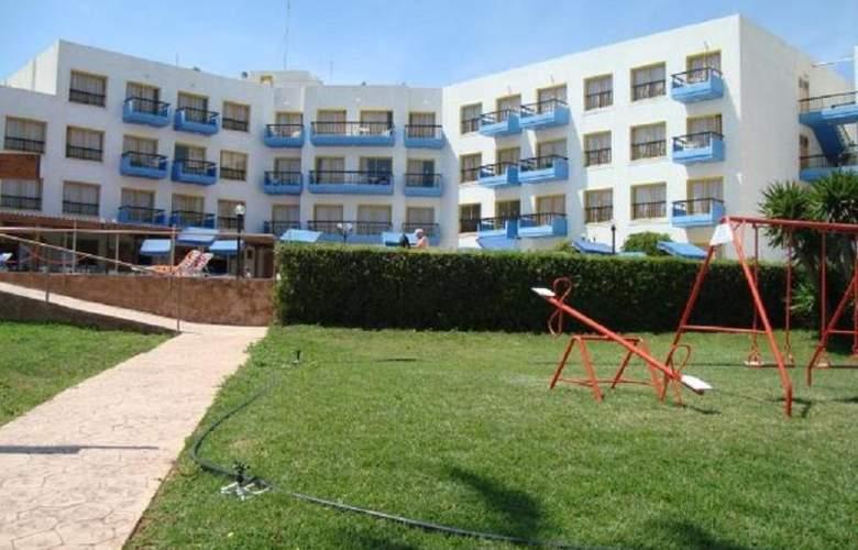 Evalena Beach Hotel Apts - Hotel - 6