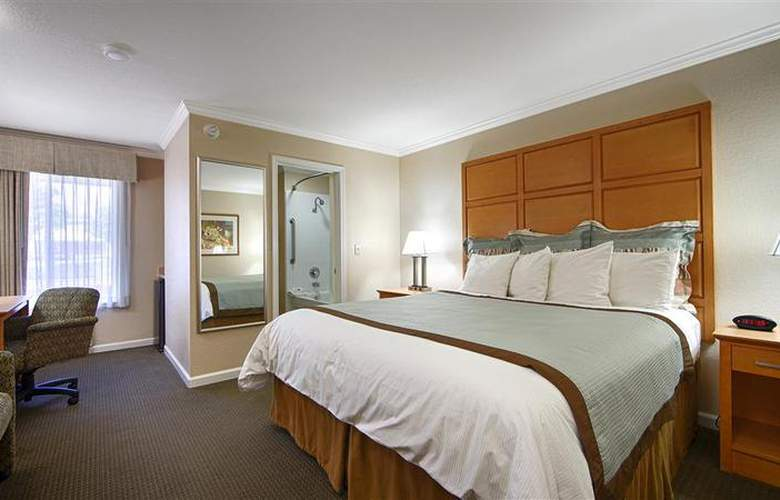 Best Western Silicon Valley - Room - 25