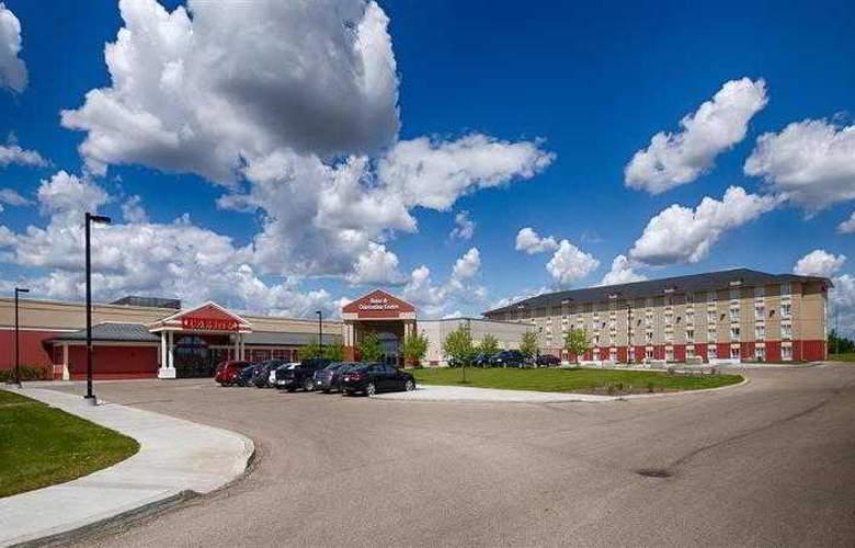 Best Western Plus Camrose Resort & Casino - Hotel - 9