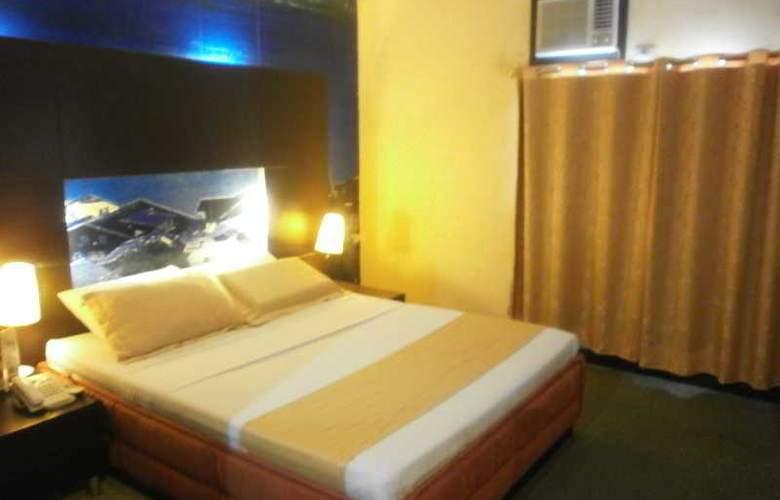 Eurotel Hote Naga - Room - 8