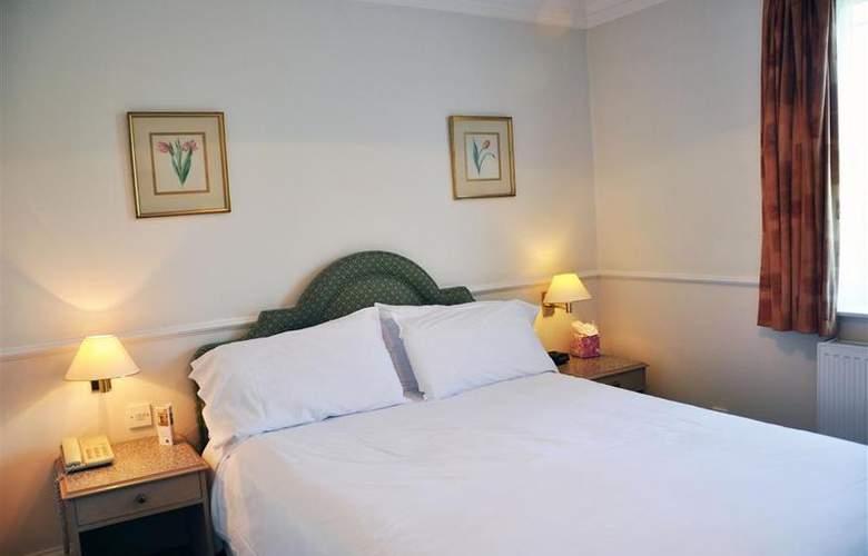 Best Western Montague Hotel - Room - 89