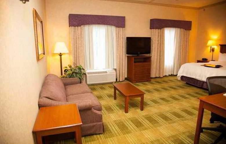 Hampton Inn Brownwood - Hotel - 4