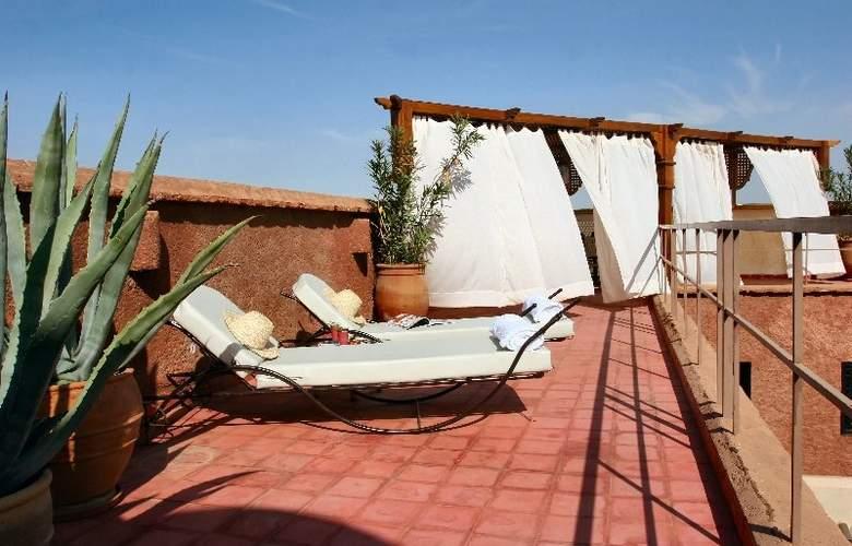 Red Hotel Marrakech - Terrace - 8