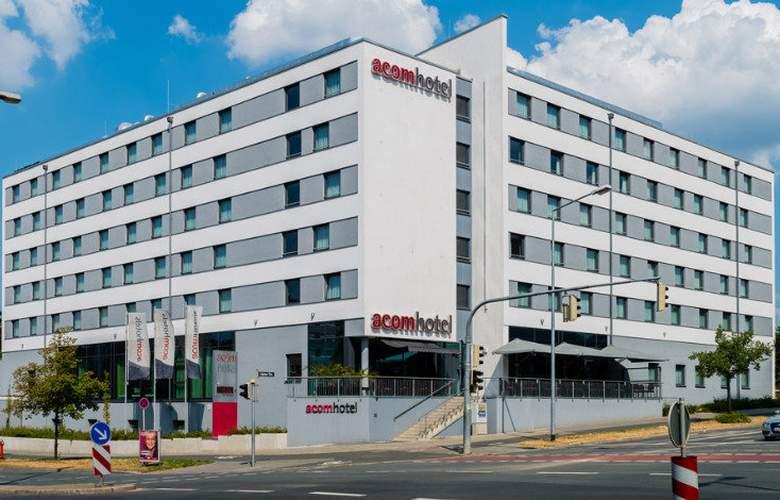 Acom Hotel Nürnberg - Hotel - 0