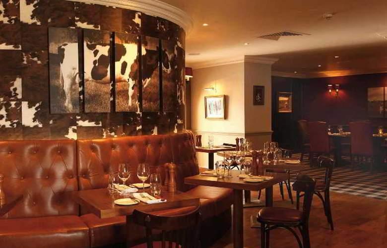 Macdonald Inchyra Grange Hotel - Restaurant - 13