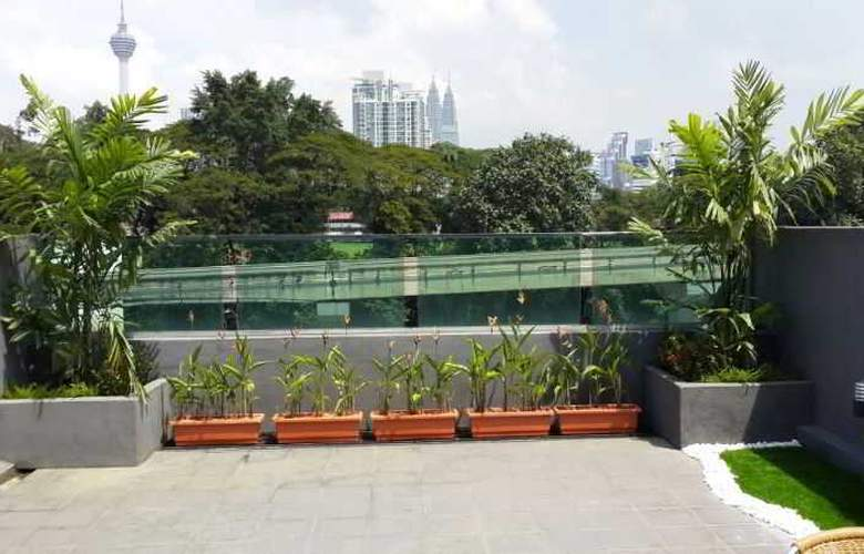 i-Hotel @ Maharajalela - Terrace - 12