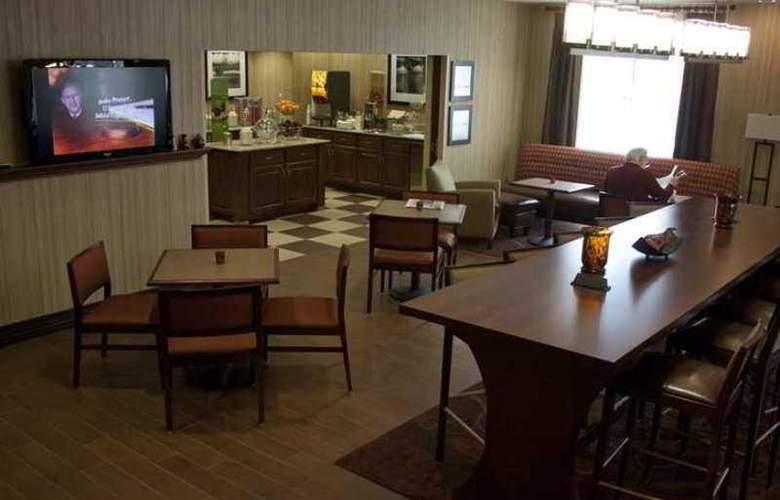 Hampton Inn Burlington - Hotel - 4