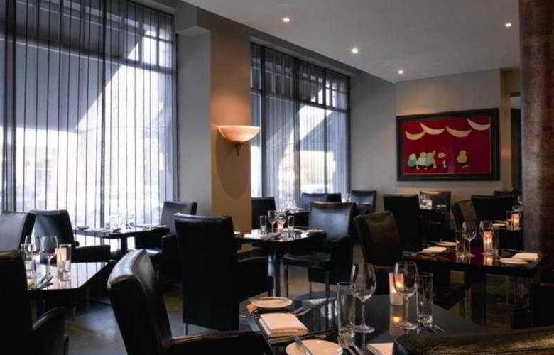 Radisson Blu Edwardian Bloomsbury Street - Restaurant - 5
