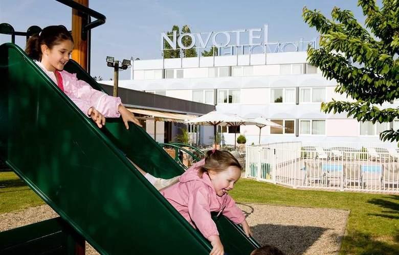 Novotel Mulhouse Sausheim - Hotel - 22