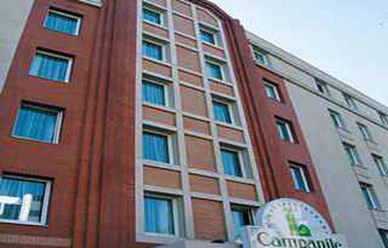 Campanile Paris- Pont De Suresnes - Hotel - 0