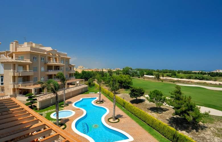 Apartamentos Oliva Nova Golf - Hotel - 0
