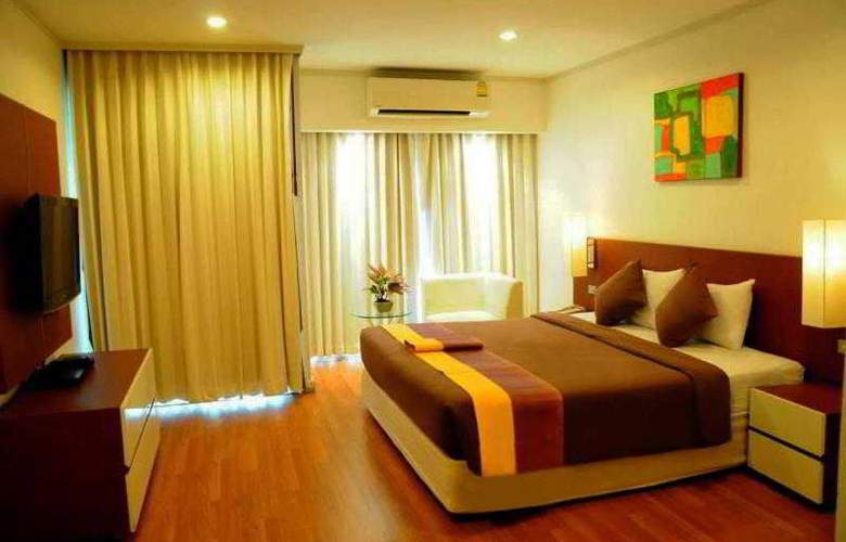 Sathorn Grace Hotel and Serviced Residence - Room - 9