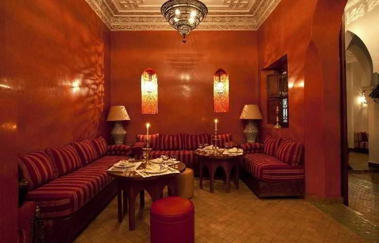 Riad Les Bougainvilliers - Restaurant - 30