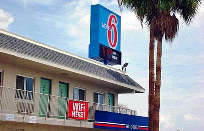 Motel 6 Phoenix Airport 24th Street - Hotel - 0