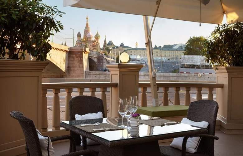 Baltschug Kempinski Moscow - Terrace - 27