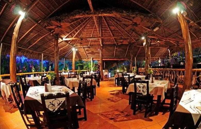 Villa Teca - Restaurant - 6