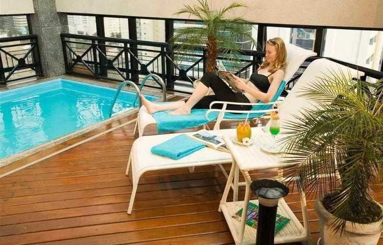 Mercure Curitiba Batel - Hotel - 46
