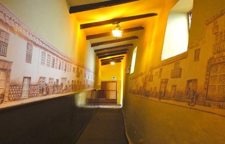 Orquidea Real Hostal - Hotel - 6