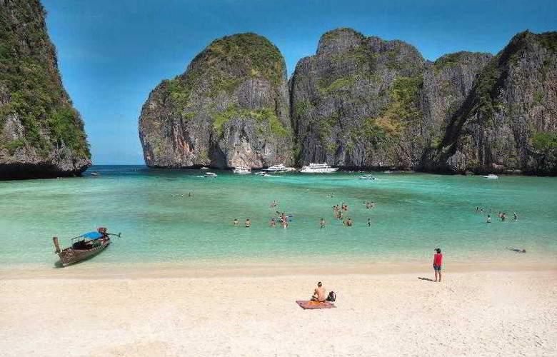 Dusit Thani Krabi Beach Resort  - Beach - 19