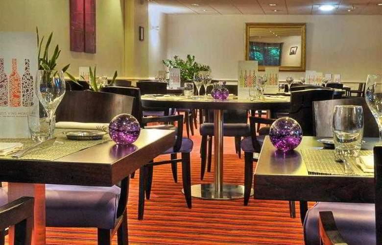 Mercure Antibes Sophia Antipolis - Hotel - 33