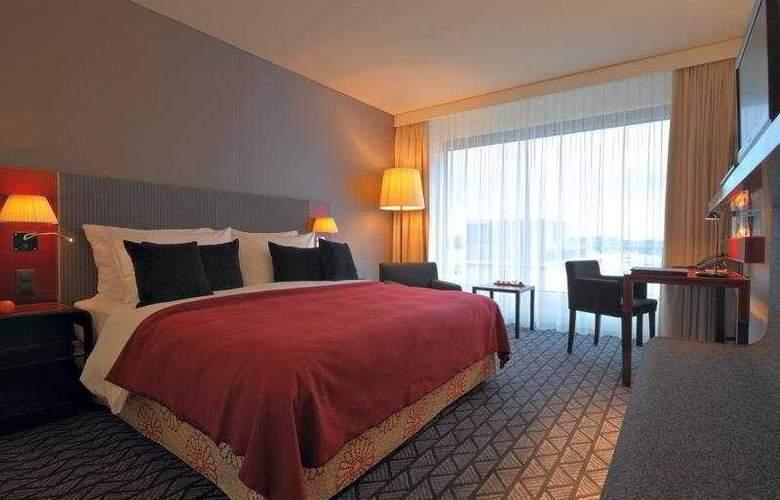 Radisson Blu Hotel Zurich Airport - Room - 2
