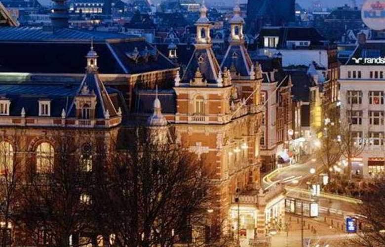 Amsterdam Marriott - Hotel - 0