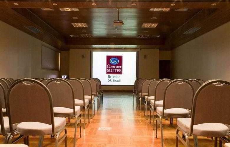 Comfort Suites Brasilia - Hotel - 3