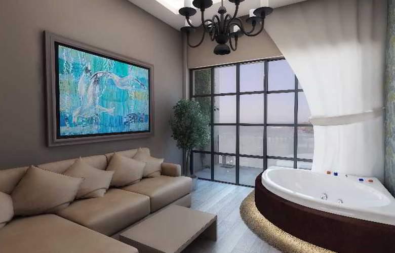 Elegance Executive Luxury Suites - Room - 8