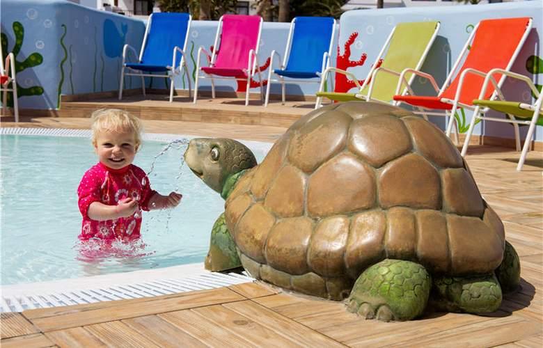 H10 Suites Lanzarote Gardens - Pool - 17