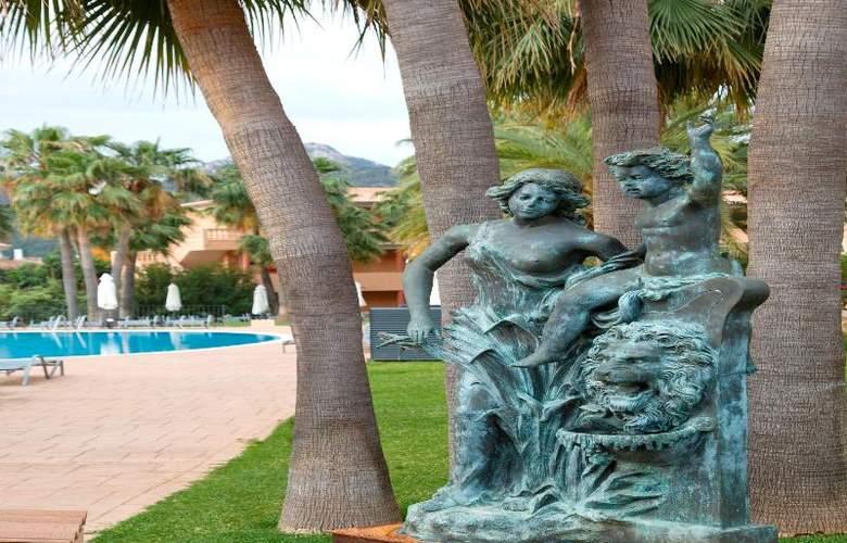 Mon Port Hotel Spa - Terrace - 199