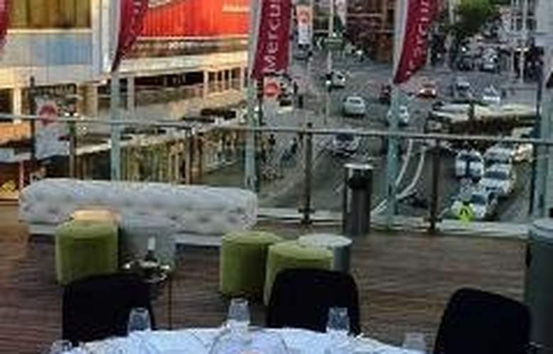 Mercure Sydney Potts Point - Restaurant - 4